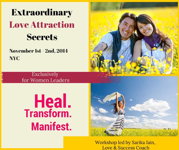 Extraordinary Love Attraction Secrets Workshop_smaller