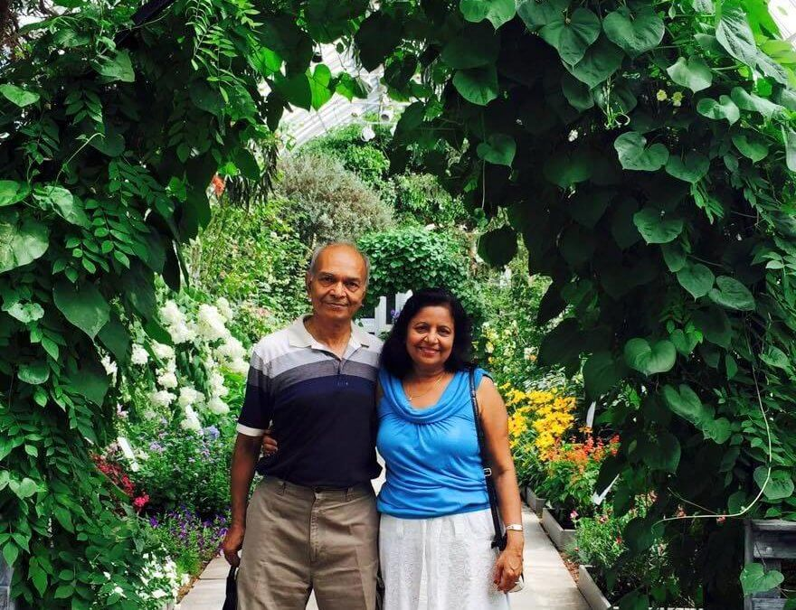 My foundation in love – tribute to my parents
