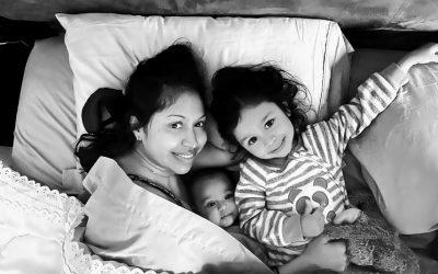 Motherhood In a Nutshell